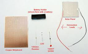 solar battery charging 10 steps with pictures