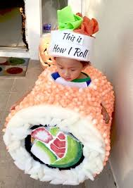 Scary Halloween Costumes 10 Olds 25 Sushi Costume Ideas Sushi Halloween