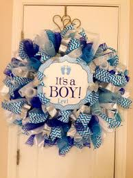 it s a boy decorations 360 best baby wreaths images on wreath supplies baby