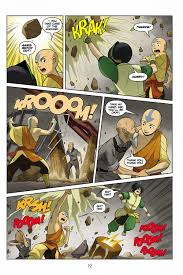 avatar u2013 airbender u2013 rift 1 2014 viewcomic