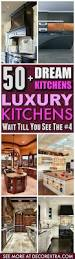 Dalia Kitchen Design 50 Custom Luxury Kitchen Designs Wait Till You See The 4