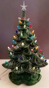 vintage ceramic christmas tree vintage style ceramic christmas tree ceramic christmas tree