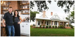 Where Do Chip And Joanna Live | tour chip and joanna gaines farmhouse like you ve never seen it
