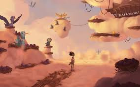 broken age asks can you point and click your way to meaning