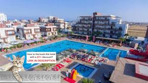 Bungolow by Long Beach Tatil Evleri Pervolia Cyprus New Deals 2017 Youtube