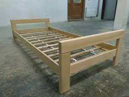 solid wood single bed mijatovic ltd wood supplier