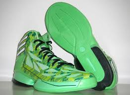 Adizero Crazy Light 2 Adidas Adizero Crazy Light 2 U0027neon Green Camo U0027 Sneakerfiles