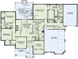 Craftsman Open Floor Plans Craftsman Home Plans At Coolhouseplans Com Craftsman Style House
