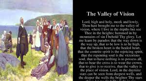 valley of vision puritan prayers puritan prayers the valley of vision