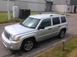 jeep patriot 2 0 crd 2008 jeep patriot 2 0crd limited 2 tone heated leather 88000