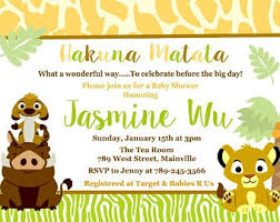 baby lion king baby shower lion king baby shower invitations runnerswebsite