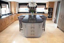 bespoke kitchen islands bespoke kitchens holme tree leicestershire t shaped kitchen island