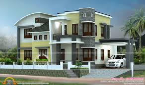 sq ft apartment floor plan superb double storied home kerala