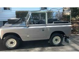 vintage range rover for sale classic land rover series iia for sale on classiccars com