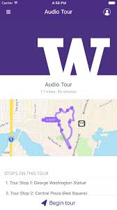 Seattle On A Map Of Washington by University Of Washington Tours Get The Mobile App