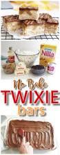 no bake twixie cookie bars u2013 caramel chocolate mini nilla wafer