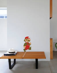smb super mario wall decal blik smb super mario