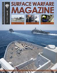 Navy Erp Help Desk Phone Number Surface Warfare Magazine Fall 2015 By Surface Warfare Magazine