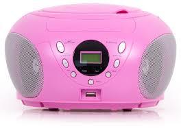 cd player für kinderzimmer boomblaster cd player radio cd spieler usb aux mp3 kinder anlage