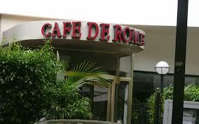 code rome femme de chambre affaire du café de rome l ex employée niang sert une