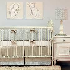 Blue Crib Bedding Set Doodlefish Peaceful Crib Bedding Set Modern Atlanta