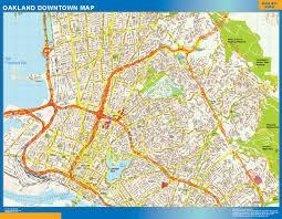 Oakland Ca Map Popular 225 List Oakland Map