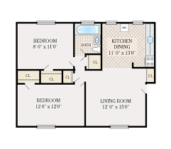 2 bedroom 1 bath floor plans floor plans corlies manor apartments for rent in poughkeepsie ny