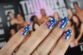 British Flag Nails October 2017 The Daily Nail