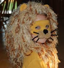 lion halloween costume with pictures