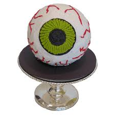 creepy halloween eyeball cake fancy flours where bakers bloom