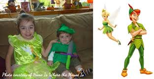Peter Pan And Wendy Halloween Costumes by Disney Halloween Parties Family Friendly Costume Ideas