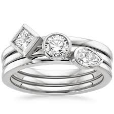 stackable diamond rings stackable rings brilliant earth