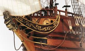 occre apostol felipe spanish galleon 1 60 scale wood model ship