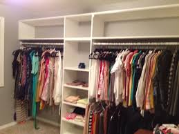 extra bedroom turned into walk in closet this is what i did