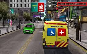 big ambulance doctor rescue 3d android apps on google play