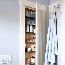 recessed storage cabinet bathroom recessed storage cabinets