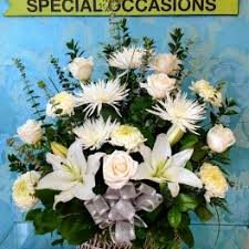 sympathy and funeral flower delivery in downey chita u0027s floral