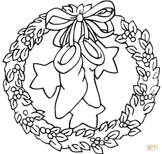 advent wreath coloring pdf christmas pages print free