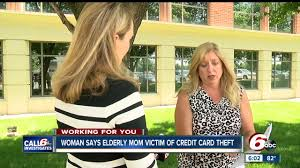 Home Zone Credit Card by Woman Says Elderly Mom Victim Of Credit Card Theft From Nursing