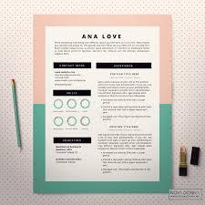 designer resume templates 2 modern resume design jmckell