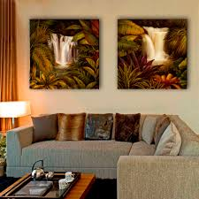 Home Decor Waterfalls by Online Get Cheap Forest Waterfalls Aliexpress Com Alibaba Group
