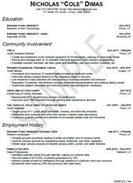 surprising samples of resumes 9 free resume samples for every