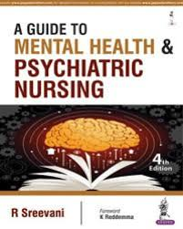 a guide to mental health and psychiatric nursing buy a guide to