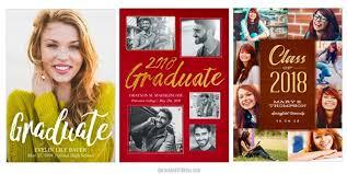 graduation photo cards diy graduation cards