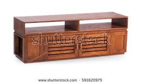modern bureau white wooden tv stand bureau commode stock photo 590055221