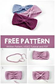 crochet baby headband crochet headbands for babies 28 free patterns diy crafts