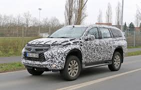 mitsubishi pajero japan mitsubishi pajero 2016 mitsubishi pajero sport slated for summer debut autoevolution