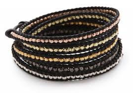 leather bracelet styles images Leather wrap bracelets 8 cool styles for spring cool mom picks jpg