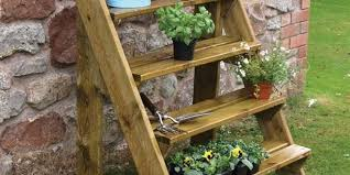 Backyard Plant Ideas 15 Diy Plant Stands You Can Make Yourself U2013 Home And Gardening Ideas
