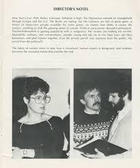 Madeline Leidy by Ann Arbor Civic Theatre Program Cabaret December 14 1983 Ann